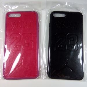 Iphone 7 plus and 8 plus Jordan phone cases